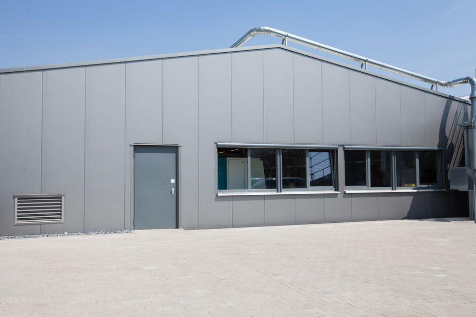 Bereit für die Zukunft – Neubau Produktionshalle Löhne - Projekte ...