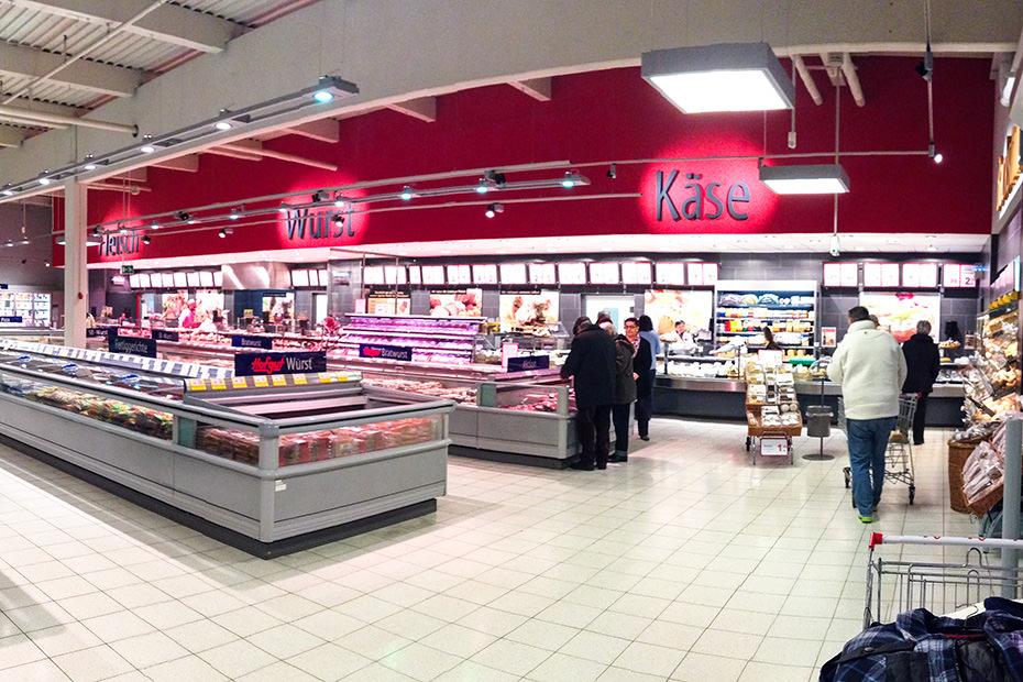 Einkaufen Bielefeld