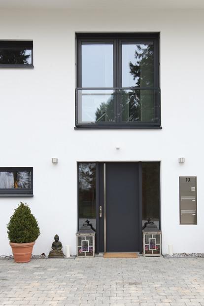 neubau als dreiteiler einfamilienhaus in bielefeld projekte architekten b kamp. Black Bedroom Furniture Sets. Home Design Ideas