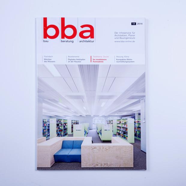 bba bau beratung architektur publikationen architekten b kamp. Black Bedroom Furniture Sets. Home Design Ideas